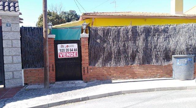 Casa en C/ Virgen de Sonsoles 9