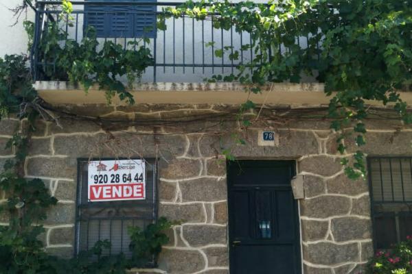 Casa en C/ Sestil 78. Navaluenga
